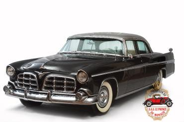 Chrysler Imperial 1956 du Prince Rainier