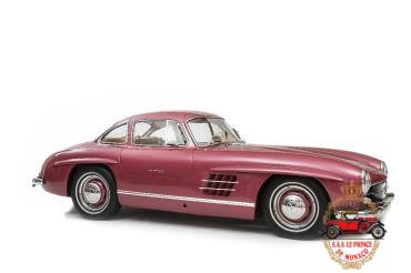 Mercedes Benz 300 SL 1956