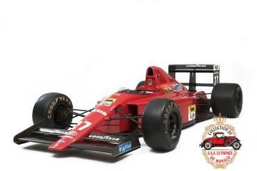 F1 Ferrari 1989
