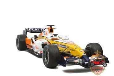 F1 Renault 2008